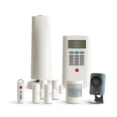 Buy SimpliSafe Wireless Home Security Command Bravo w/Camera at Discounted Prices ✓ FREE DELIVERY possible on eligible purchases. Wireless Home Security Systems, Security Camera System, Security Surveillance, Security Alarm, Safety And Security, Diy Home Security, Security Cameras For Home, Wireless Camera, Home Camera