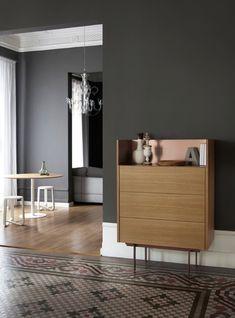 Stockholm Cabinet designed by Mario Ruiz for Punt.