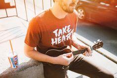 Take Heart Clay T-Shirt