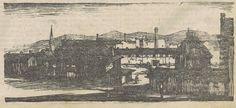 """Dorfgeschichten in der Großstadt: 1950 wurde das """"Negerdörfl"""", eine…"""