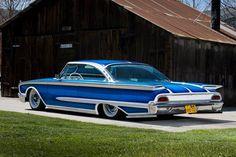 60 Ford custom lowrider