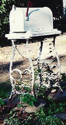 A unique mailbox