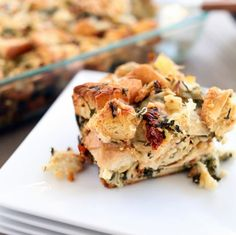 Spinach, Artichoke, Brie, and Sundried Tomato Stuffing Recipe on Yummly. @yummly #recipe