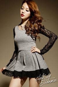 Lace Basic Dress!