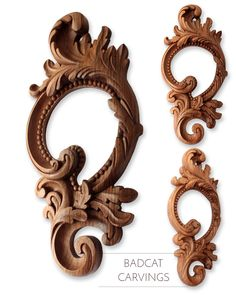 Ornamental frames   Hand carved ornamental frames