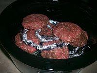 Crock Pot Recipe Exchange: Crock Pot Hamburger Patties