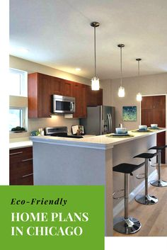 Choose from a lineup of eco-friendly home plans.