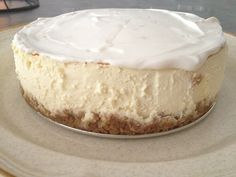 The best homemade cheesecake recipe!