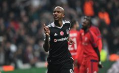 Transfer news: Anderson Talisca ready to snub interest from Manchester United and extend Besiktas stay Manchester United, Transfer News, Man United, Superman, Lima, Soccer, The Unit, Stars, Apple Iphone