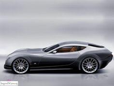 2012 Morgan Eva GT