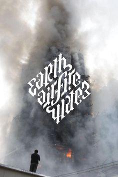 earth air fire