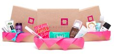 This is the best program ever. $10 a month for deluxe beauty samples sent to your door. I love mine!! #birchbox #beauty