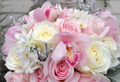 Vintage Inspired Bridal Bouquets