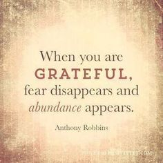 Grateful for all the blessings in my life ... especially you!
