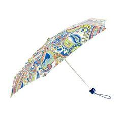 Umbrella in Marina Paisley