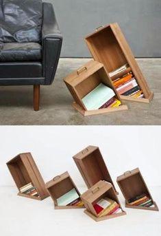 Tout plein de bonnes idées pour recycler de vieux tiroirs