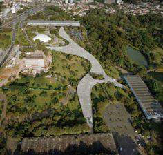 ibirapuera planta arquitetura marquise - Google Search