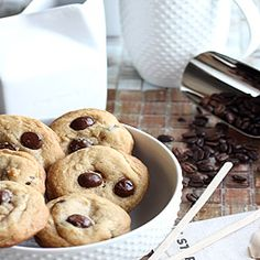 All of your favorite coffee flavors: Original, Mocha, Hazelnut and French Vanilla wrapped into one incredible cookie!