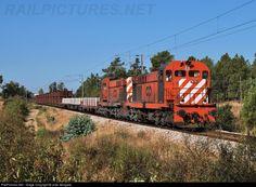 RailPictures.Net Photo: 1552; 1555 Caminhos de Ferro Portugueses CP 1550 at Castelo Branco, Portugal by João Morgado