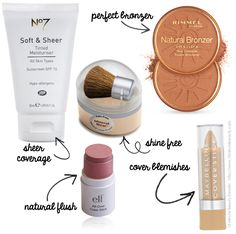 A makeup artists picks out inexpensive products for a teen's first makeup kit!