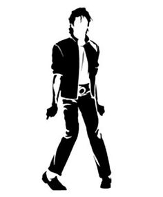 Micheal Jackson decal /  sticker for Car / truck / home