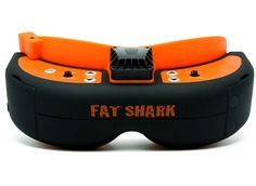 Fat Shark Dominator SE FPV Headset