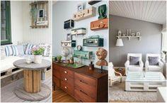 Własnoręcznie robione meble w domu - Ty też takie możesz mieć!