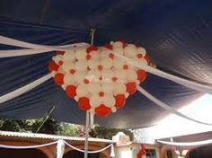 Resultado de imagen para imagenes de decoración de bodas con corazones