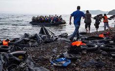 Τα 10 παραμύθια που σας λένε για τη μαζική μετανάστευση - Freepen.gr Outdoor Decor