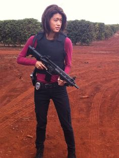Grace Park. My fav character in this show!!