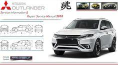 Mitsubishi 2015 Workshop and Repair Manual: MITSUBISHI OUTLANDER 2016 WORKSHOP MANUAL