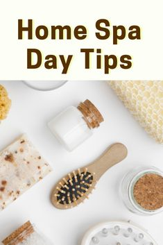 Try this Relaxing Routine for a Mindful At-Home Spa Day - BEing Well Me Time, No Time For Me, Daily Beauty Tips, Diy Beauty, Beauty Makeup, Olive Oil Skin, Skin Care Routine For Teens, Spa Day At Home, Wellness Spa