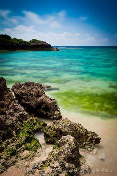 Okinawa, Japan.  .  . I get to go here soon :)