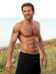 "Bradley Cooper is definitely one of the sexiest men alive. ""People"" was right and I would bag him up and take him home LOL"