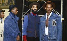 Sports Homage Menswear : umit benan fall