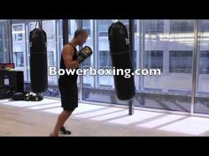 Heavy Bag Training for Beginners #boxing