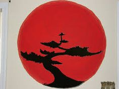 Image result for painting of bonsai
