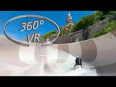 Siam Park 2019 Giant 360° VR Onslide - YouTube Music Clips, Water Slides, Music Publishing, Vr, Solar, Digital, Youtube, Youtubers, Youtube Movies