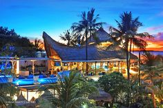 AZUL BEACH CLUB  Jalan Padma No 2 , Legian