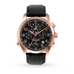 Mens Watches - Bulova Mens Precisionist Watch - 97B122