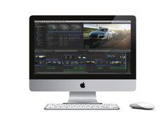 iMac + Final Cut Pro X