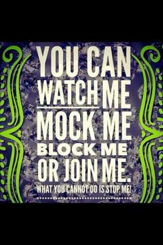 You might as well join me because I am unstoppable. Beachbody. Emerald Coach. Becki Peterson. Www.teambeachbody.com/mbpeterson42