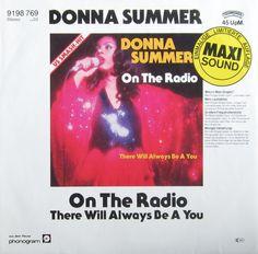 On the radio - Donna Summer: Singer, Musik, Singers