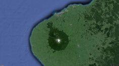 Maude Track, Egmont National Park 4391, Nuova Zelanda | Satdrops - Amazing satellite imagery from around the world.