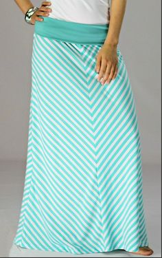 Deborah and Co. - Striped Maxi Skirt , $40.00 (http://www.deborahandco.com/striped-maxi-skirt/)