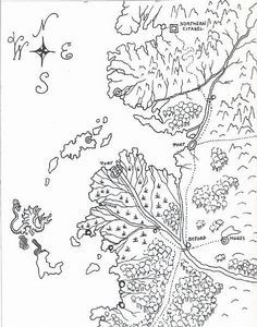 How to Draw Original Fantasy Maps for your Fiction thumbnail