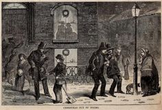 Images of Christmas Throughout the 19th Century: Christmas Out of Doors by Winslow Homer