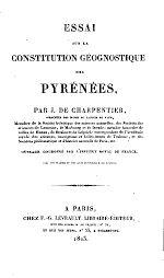 Essai sur la constitution géognostique des Pyrénées – Livres sur GooglePlay