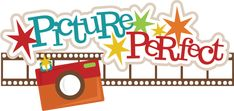 Picture Perfect SVG cut files for scrapbooking camera svg file film strip svg file free svgs