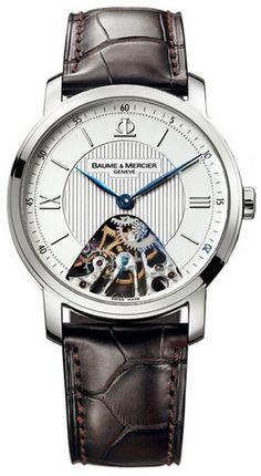 Erschwingliche Luxusuhren von Baume &  Mercier: HAU MOA08786